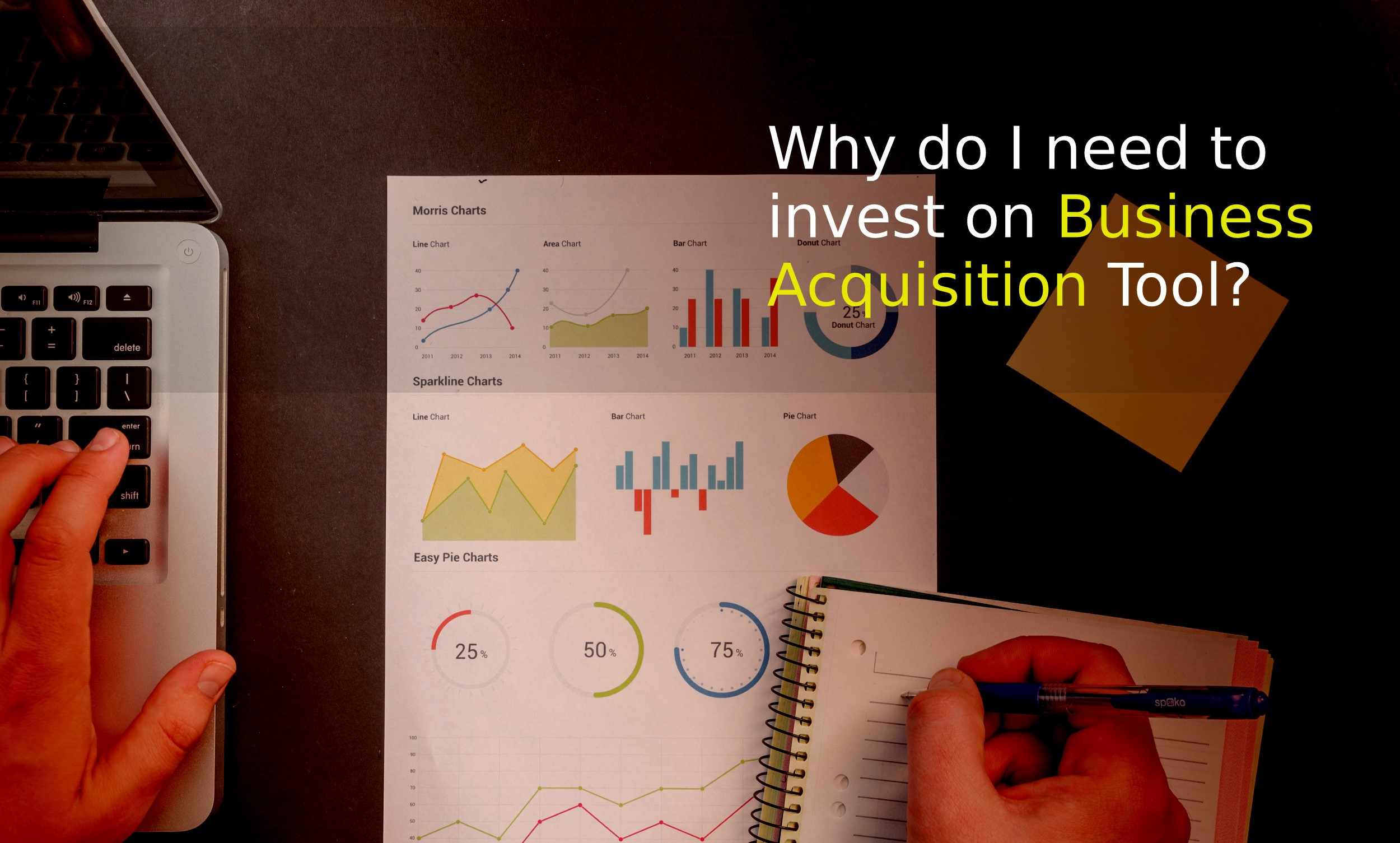 Why do I need to invest on Business Acquisition Tool?